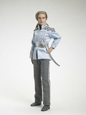 Tonner Cinderella Collection Prince Charming Doll - Nrfb