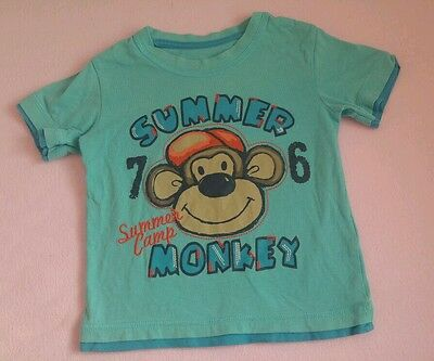 REDUCED lovely boys matalan top aged 18-23 months