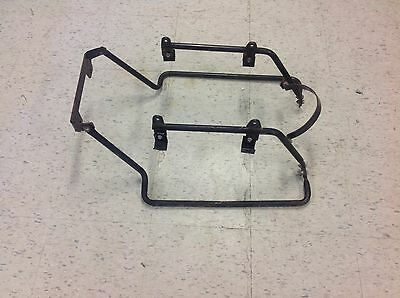 """Conversion Brackets for Harley Davidson models (approx 10-1/4"""" c-c mounting)"""
