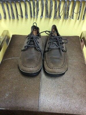 Olukai Men's Kupa'a Sneakers Color Brown Size 11.5 M.