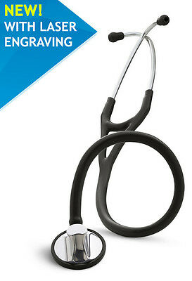 3M™ Littmann® Master Cardiology™ 2160 All Black  Engraving 1 to 2 days delivery