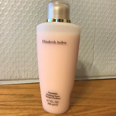 Elizabeth Arden Ceramide Purifying Toner - 6.7 FL Oz New in Box - E17