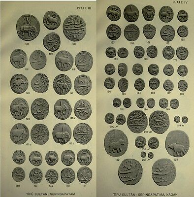 Large Library of India Coins 331 e-books Collection on DVD