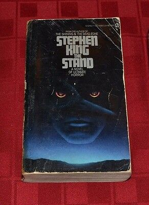 The Stand - Stephen King - 1st Signet Ed. PB - Lot #136