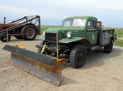 1949 Dodge Power Wagon  1949 Dodge Power Wagon 4x4