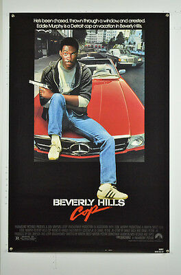 Beverly Hills Cop (1984) One Sheet Movie Poster