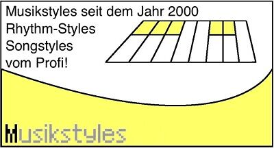 5000 Styles für Yamaha PSR-E & EW (alle Keyboards) Download oder USB-Stick