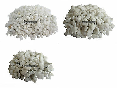 Aragonite Fine or Coarse 5kg fish tank aquarium gravel substrate stones garden