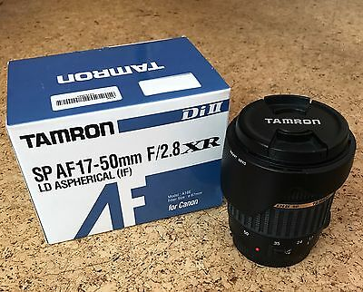 Tamron AF 17-50mm f/2.8 XR Di II LD ASL for Canon
