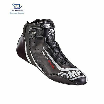 OMP ompic 80607146 One Evo Chaussures, Couleur Noir, taille 46
