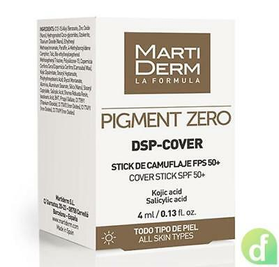 COVER-DSP FPS 50+ Stick Camuflaje Despigmentante, 4 ml. - Martiderm