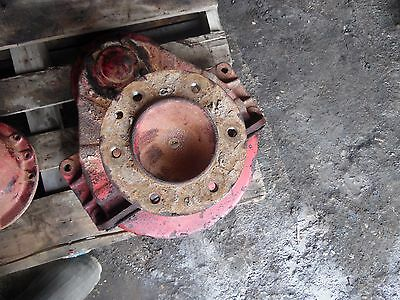 1951 Farmall Super A tractor left final drive assembly
