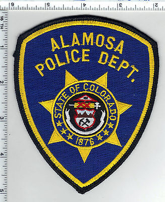 Alamosa Police (Colorado) Shoulder Patch - new from the 1980's