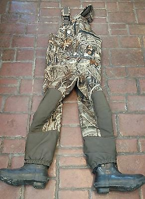 Drake Eqwader LST Insulated Waders - Size 8