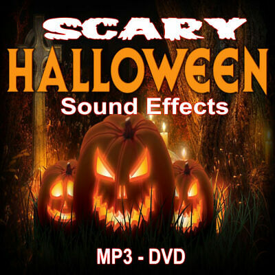 HALLOWEEN SOUNDS OF Horror: Vintage 1995 Haunted House Sound