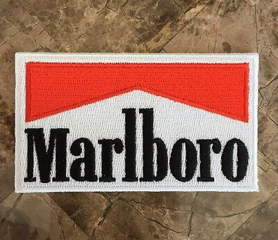 RARE Official Ferrari F1 Marlboro Sponsor Uniform Patch - Circa Early 2000's
