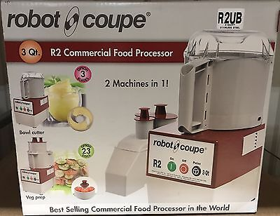 Robot Coupe R2 Ultra B