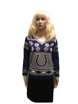 NFL Ugly Sweater Indianapolis Colts Women's