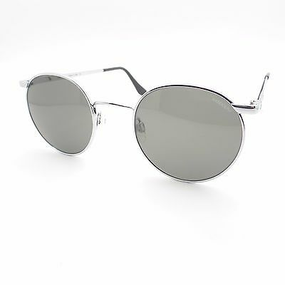 6bf42520041 RANDOLPH ENGINEERING P-3 49 Bright Chrome Skull Temples Gray P3P3411 ...