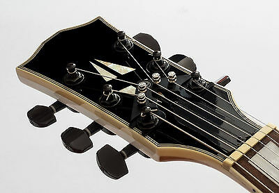 The STRING BUTLER V3 CUSTOM SHOP - CHROME BLACK - NEW WORLD OF TUNING