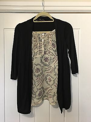 New Look Maternity Ladies Top Size 8