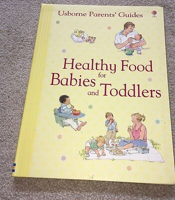 Healthy Food for Babies and Toddlers by Henrietta Fordham (Paperback, 2008)