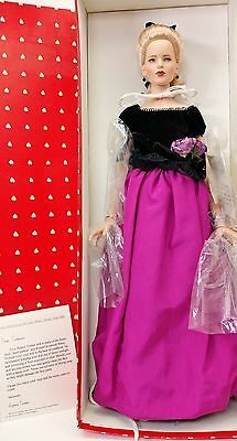 Early Robert Tonner Fashion Doll Fuschia Limited To 500