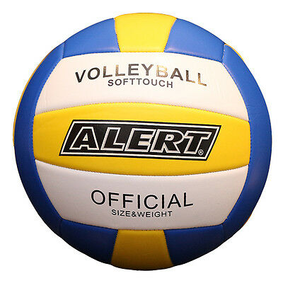 Alert Volleyball Softtouch Official Size & Weight Größe 5 Volley Ball Spiel