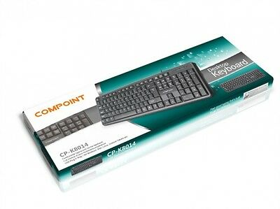 Compoint Cp-K8014 Usb Desktop Keyboard