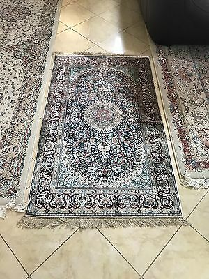 Small silk rug usd normal were you will like it