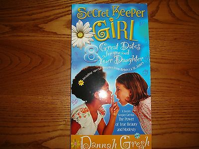 The Power of Purity: Secret Keeper Girl Kit by Dannah Gresh (2004, Book,...