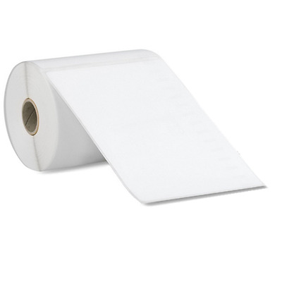 """1 Roll 4"""" x 6' Dymo Compatible 1744907 Shipping and Postage Labels for 4XL 220"""