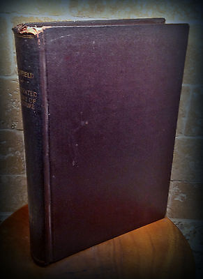 Antique1899 Book:  Illustrated History of Furniture by Frederick Litchfield