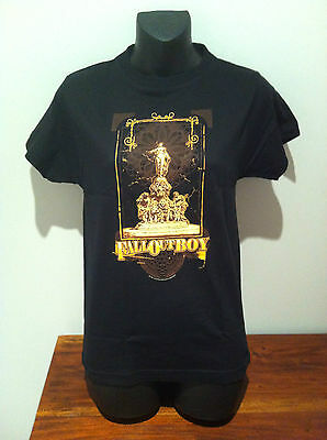 FALL OUT BOY T-SHIRT Statue NEW OFFICIAL MERCHANDISE SIZE Youth Large