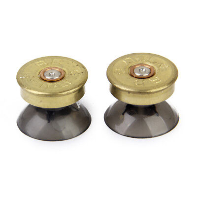 2pcs Thumbsticks Buttons Caps for PlayStation 4 PS4 Xbox One Controller