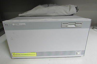 Agilent HP 16700A Logic Analyzer w/ 16557D, 16522A Module