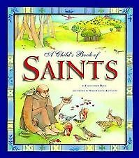 A Child's Book of Saints by Christopher Doyle (Hardback, 2009) AUST EDN NEW