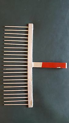 Drywall Texture / Plaster Scarifier- 12 inch / Drywall Tool