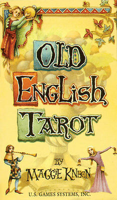 Old English Tarot cards, Brand New, Complete with Instructions