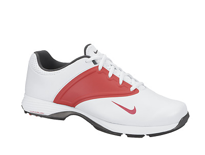 NIKE womens Lunar Saddle LE, white-red, UVP 100€