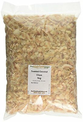 Buy Whole Foods Coconut Chips Toasted 1 Kg