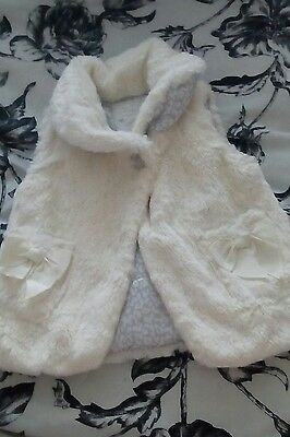 baby girls body warmer matalan excellent condition 6-9 months