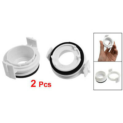 Car H7 HID Xenon Light Bulb Holder Adapter RetaIner 2 pcs For E46 T5N4