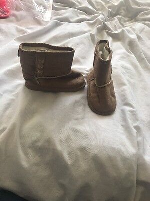 9-12 Month Boots