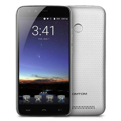 NEUF DTOUCH 4G Téléphone 4GB+64GB Octa Core Android 7.0 Mobile Elephone P8 mini