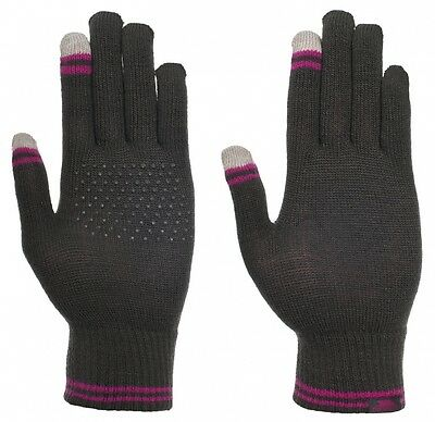 (Flint, n/a) - Trespass Women's Touch Gloves. Delivery is Free