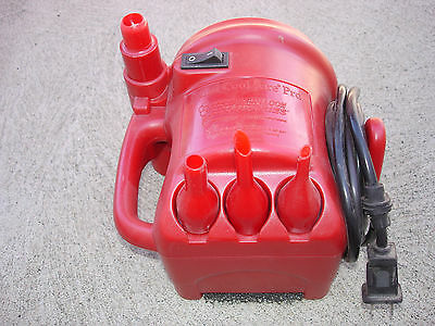 120-Volt Mini Cool Aire Pro USA 30% more air pressure  A1 Used One Time 5 Minute