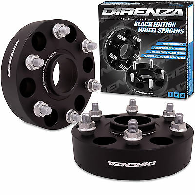 DIRENZA FORGED 40mm 6x139.7 67.1mm WHEEL SPACERS FOR MITSUBISHI L200 4WD PAJERO