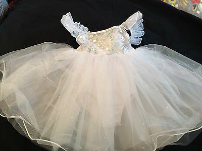 """Curtain Call Costumes """"First Dance"""" New Size CME Dance Costume Ballet"""