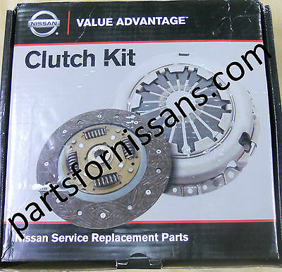 Genuine Nissan 1990-1996 300Zx Non Turbo Z32 Complete Clutch Kit New Oem